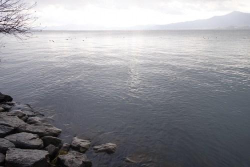 20190106 琵琶湖の木浜エリア