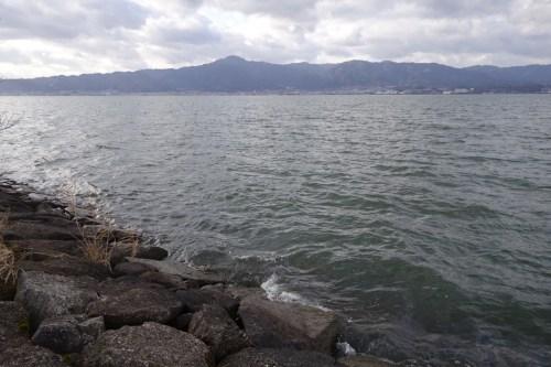 20190111 琵琶湖の志那エリア