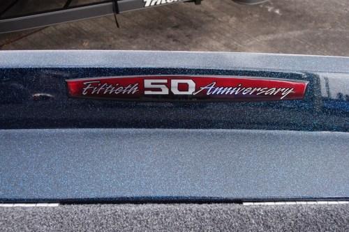 レンジャーボート50周年エンブレム