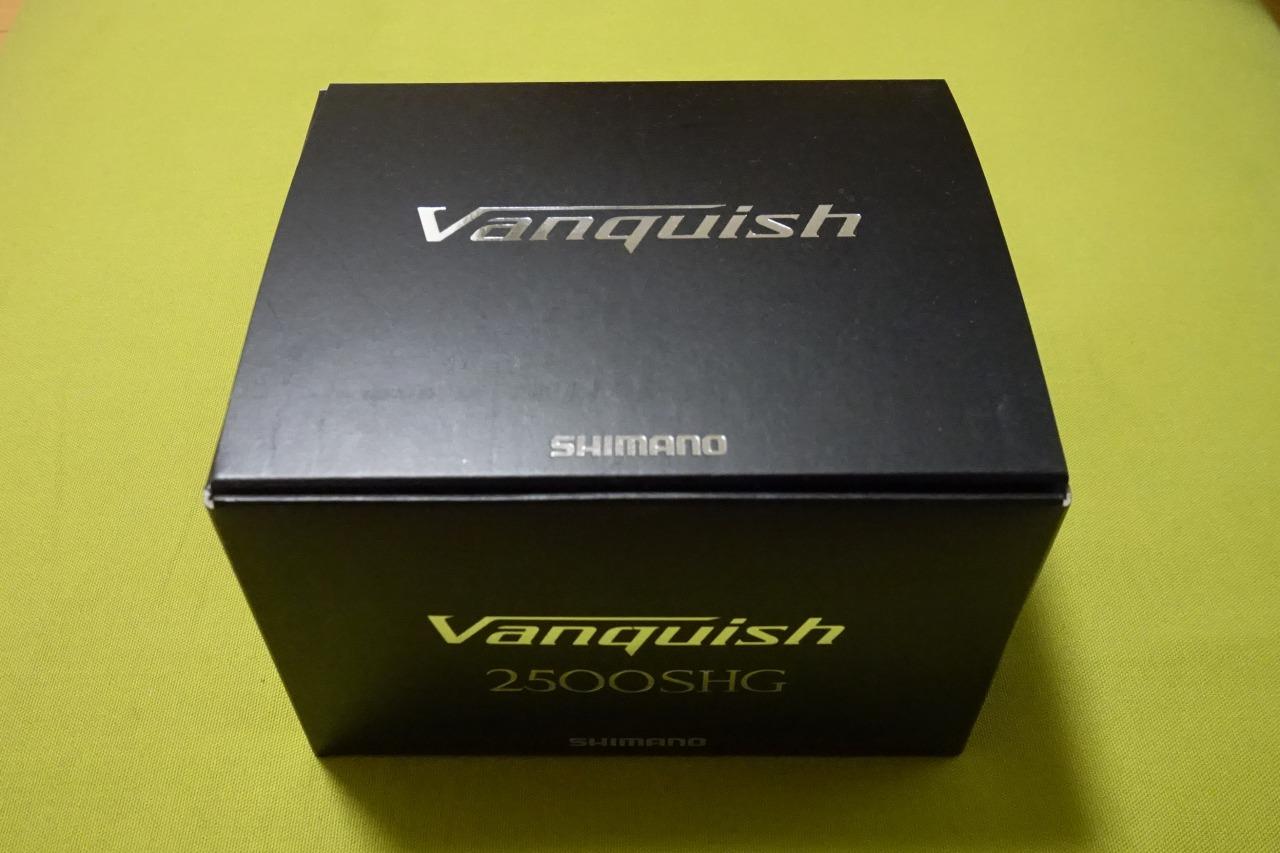 シマノ 19ヴァンキッシュ箱