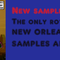 Royalty Free New Orleans Bounce Samples !!! Finally!! + FREE PREVIEW!