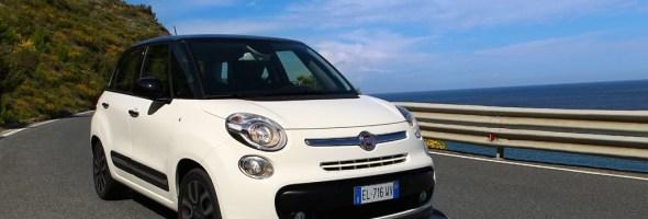 Fiat 500L protagonista del Salone Nautico Internazionale di Genova