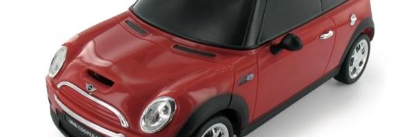 La Mini Cooper di BeeWi ora è disponibile anche per iPhone, iPod e iPad!