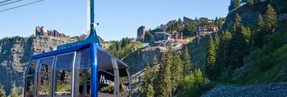 SIGMA presenta le sue nuove cabine Saphir per il collegamento Morzine-Avoriaz