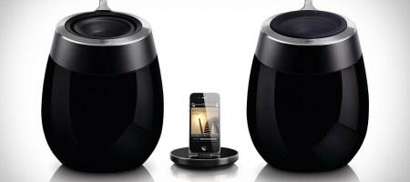 Philips Fidelio combina audio di alta qualità con un design eccezionale per offrire la migliore esperienza di ascolto