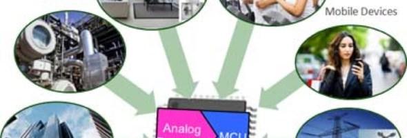 Renesas Electronics Announces the Development of Smart Analog – A Fully Configurable Analog Front-end Technology Enabling Smarter Sensors