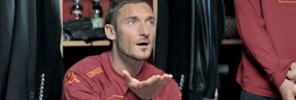 Volkswagen e A.S. Roma, uno spot per la Polo con Francesco Totti!