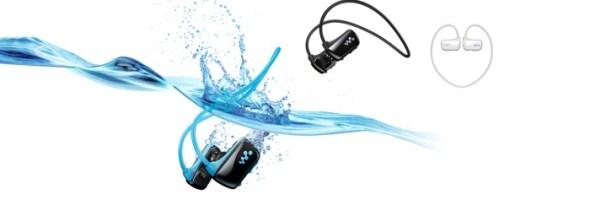 In palestra, in piscina o in pista, con il nuovo Walkman W273 waterproof di Sony non ci si ferma mai!
