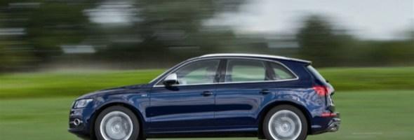 Inizia la prevendita della Audi SQ5
