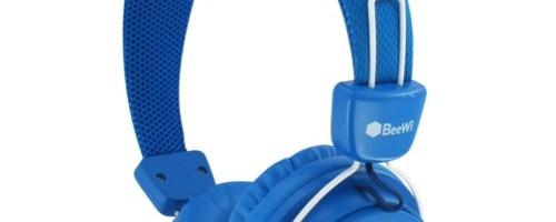 BeeWi presenta BBH120 le cuffie Bluetooth e a filo