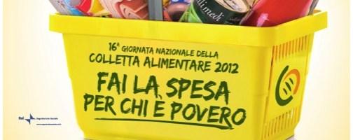 Risultati Giornata Nazionale della Colletta Alimentare 2012: 9.622 tonnellate di alimenti donati in un giorno