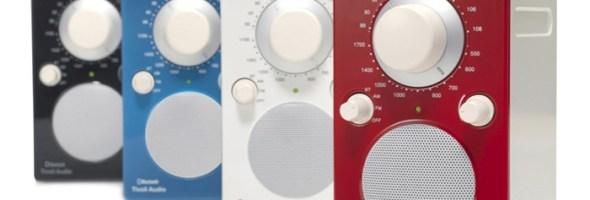 Ancora less is more con Tivoli: Bluetooth per diventare il vero 'home music hub'  e una Tivoli Radio APP con SOLO 100 stazioni selezionatissime