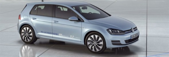 La nuova Golf BlueMotion prototipo. Anteprima della Golf più parca di sempre: solo 3,2 l/100 km