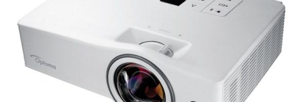 Optoma presenta ZW212ST e ZX212ST XGA / WXGA, i nuovi proiettori LED+ a lente corta con tecnologia ibrida LED/laser