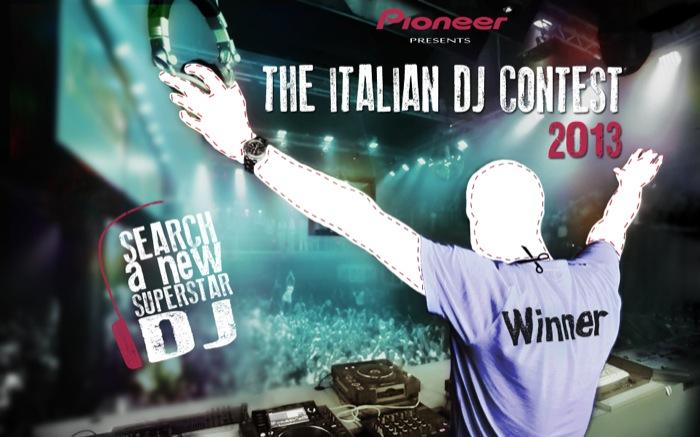"""E' partito """"The Italian DJ Contest"""" by Pioneer aperto a tutti i giovani che credono nel proprio talento di DJ!"""