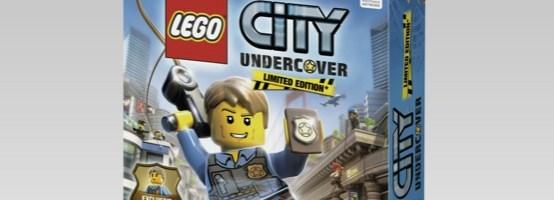 LEGO City Undercover arriva nei negozi con una confezione speciale in edizione limitata, il 28 Marzo, con una esclusiva statuetta di Chase McCain!