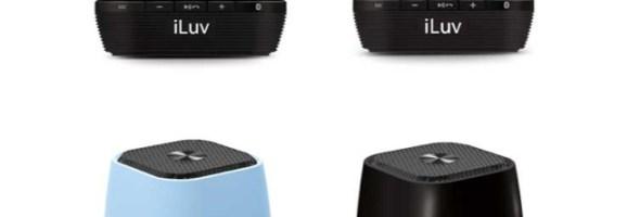 Da iLuv, arrivano i nuovi speaker per Tablet e Smartphone