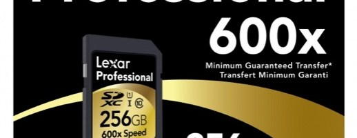 Lexar High-Performance 600x 256GB SDXC UHS-I memory card offers high performance to dramatically accelerate workflow
