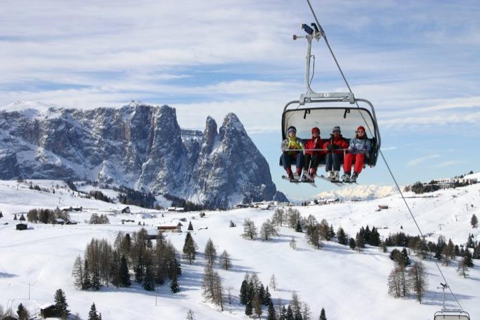 Alto Adige: sciare sotto il sole di primavera, divertimento in sicurezza e coccole wellness dopo lo sci
