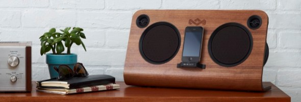 House of Marley annuncia il Sistema audio Bluetooth Get Up Stand Up e il Sistema audio digitale di qualità superiore One Foundation