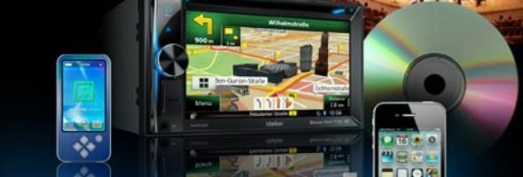 Viaggiate in totale sicurezza con la stazione multimediale NX502ETRK di Clarion pensata per camper e camion