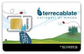 SIM Terrecablate by Nòverca