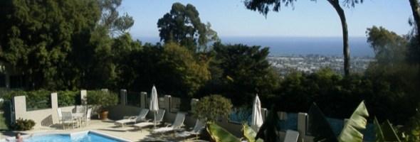 Orient-Express inaugura a marzo 2013 El Encanto a Santa Barbara in California