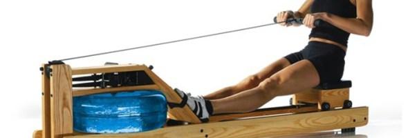 WaterRower: vogatore indoor d'eccellenza! Praticate il migliore sport di resistenza tutto l'anno in palestra o a casa vostra