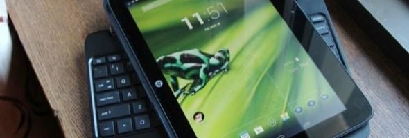 HP presenta il PC Android convertibile due-in-uno. HP SlateBook x2 amplia la gamma di PC convertibili offrendo mobilità e produttività