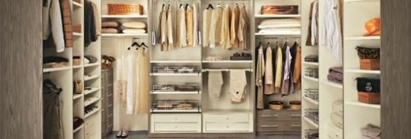 Eleonora: la nuova collezione di componenti per cabina armadio di Mondo Convenienza