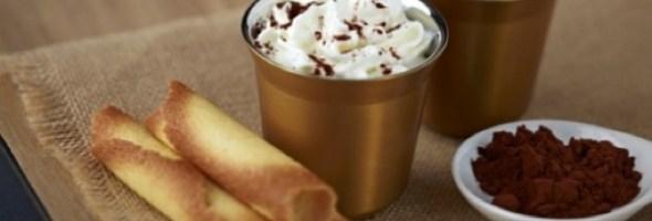 Un ottimo caffè Nespresso è l'ideale subito dopo il pranzo e accompagnarlo con una dolce creazione realizzata con le Grand Cru Nespresso renderà la vostra pausa pranzo ancora più magica