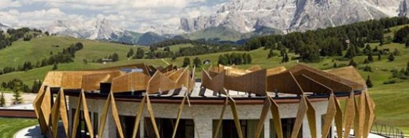 La soluzione di riscaldamento Viessmann all'Hotel Alpina Dolomites, Alpe di Siusi (BZ)