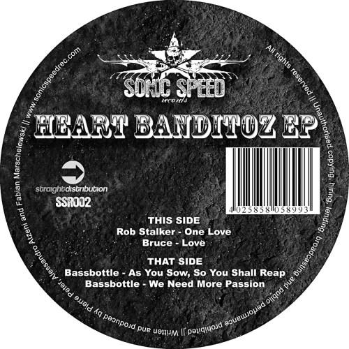 Heart Banditoz EP