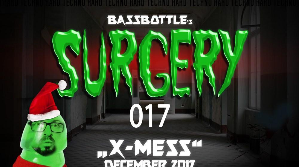 Surgery 017: X-Mess