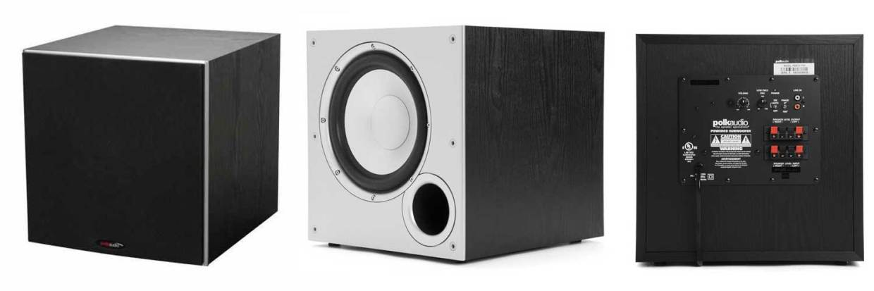polk audio psw10, psw10 subwoofer, home theater subwoofer, home subwoofer, 10 inch subwoofer