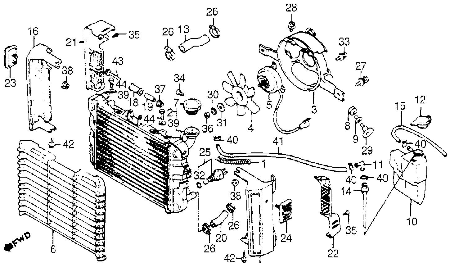 Jeep Cooling Fan Wiring Diagram