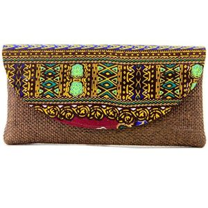 Scola Handbag Clutch Purse Handmade | Fashionably Designed For all Occasion