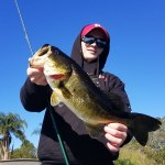 Big Lake Fishing with Massive Changes in Fishing Conditions