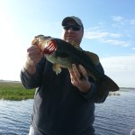 Bass Fishing Lake Toho