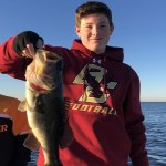 Wild Shiner Fishing in Central Florida on Lake Toho in Kissimmee
