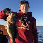 Wild Shiner Fishing