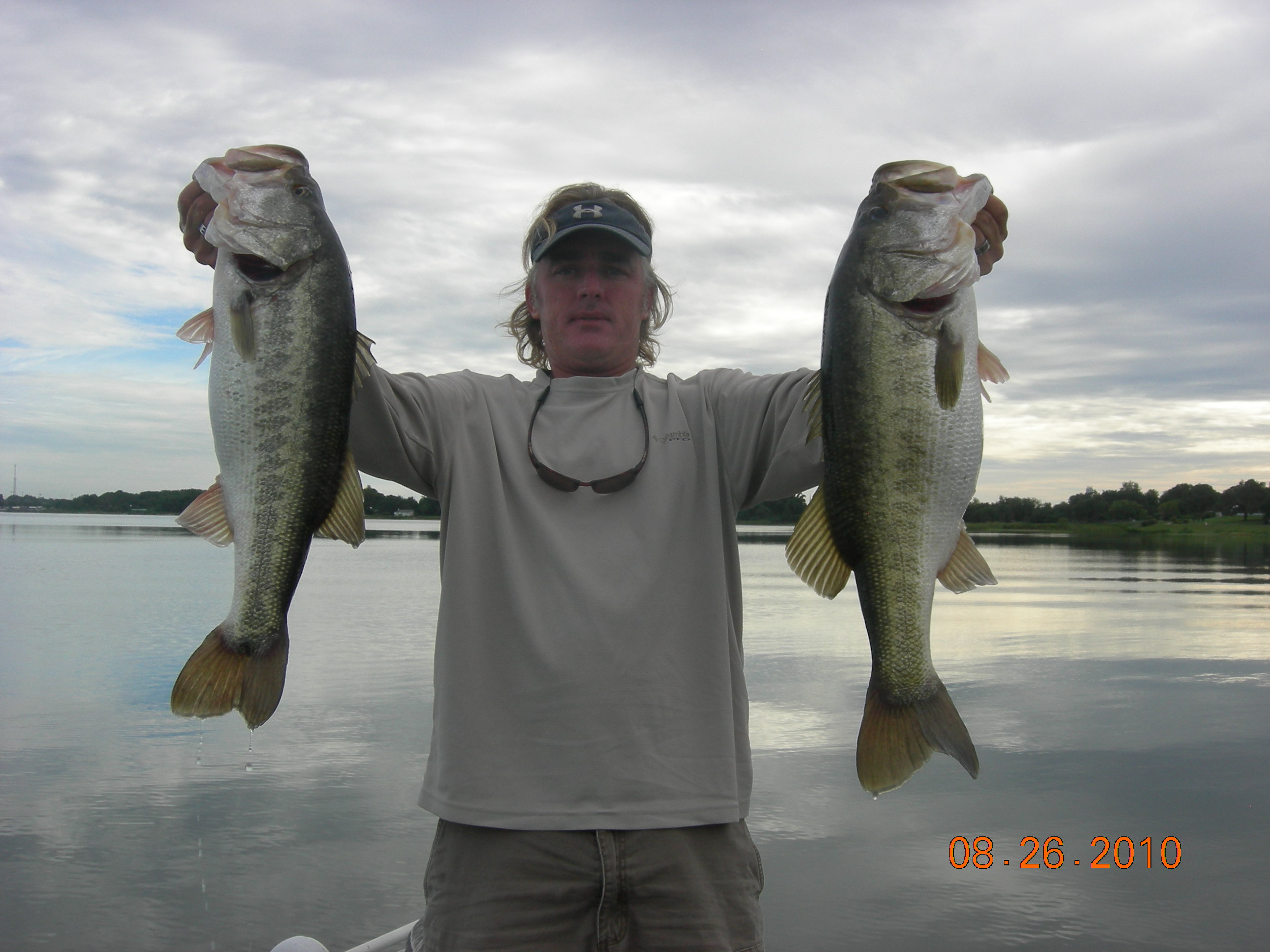 About me bass fishing guide orlando adventures for Bass fishing orlando