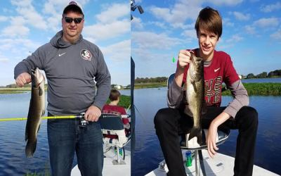 Central Florida Fishing With Capt Kip Grunloh