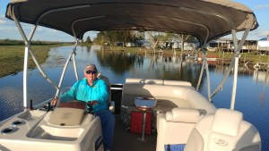 Orlando Pontoon Fishing Charters