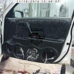 Nissan Primera - комплекс работ