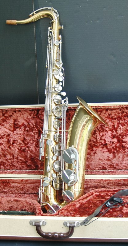 Yet Another Voss Tenor on eBay | The Bassic Sax Blog