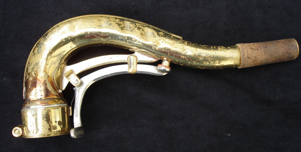 sax neck, saxophone goose neck, tenor sax neck, how to buy a used saxophone