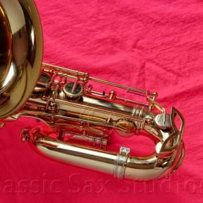 SeaWind prototype baritone sax, bari sax, saxophone, SeaWind saxophone
