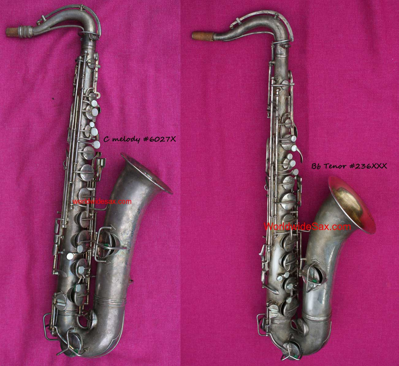 How Can You Tell A C Melody From A Bb Tenor Sax? | The