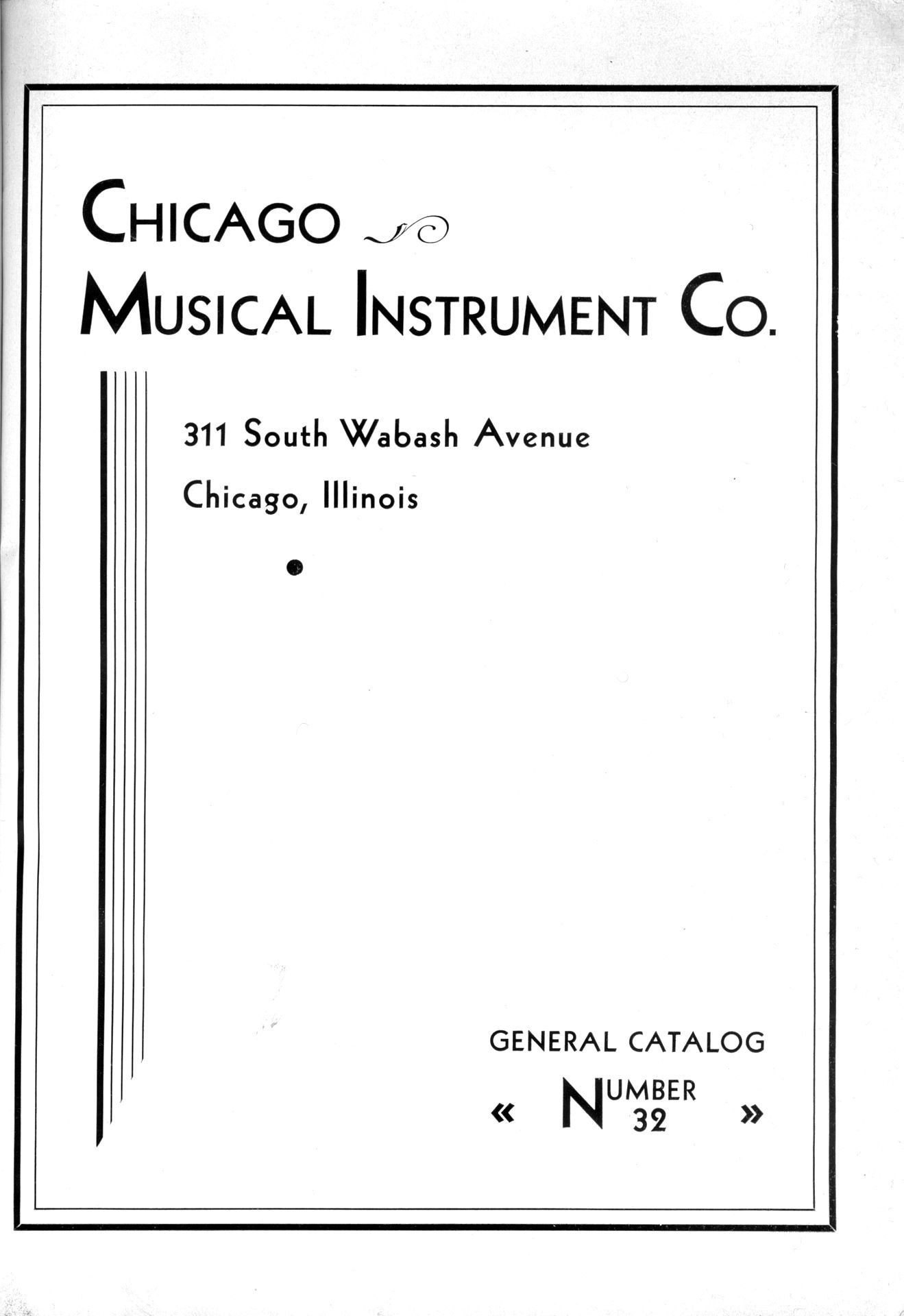 the chicago musical instrument co. | the bassic sax blog